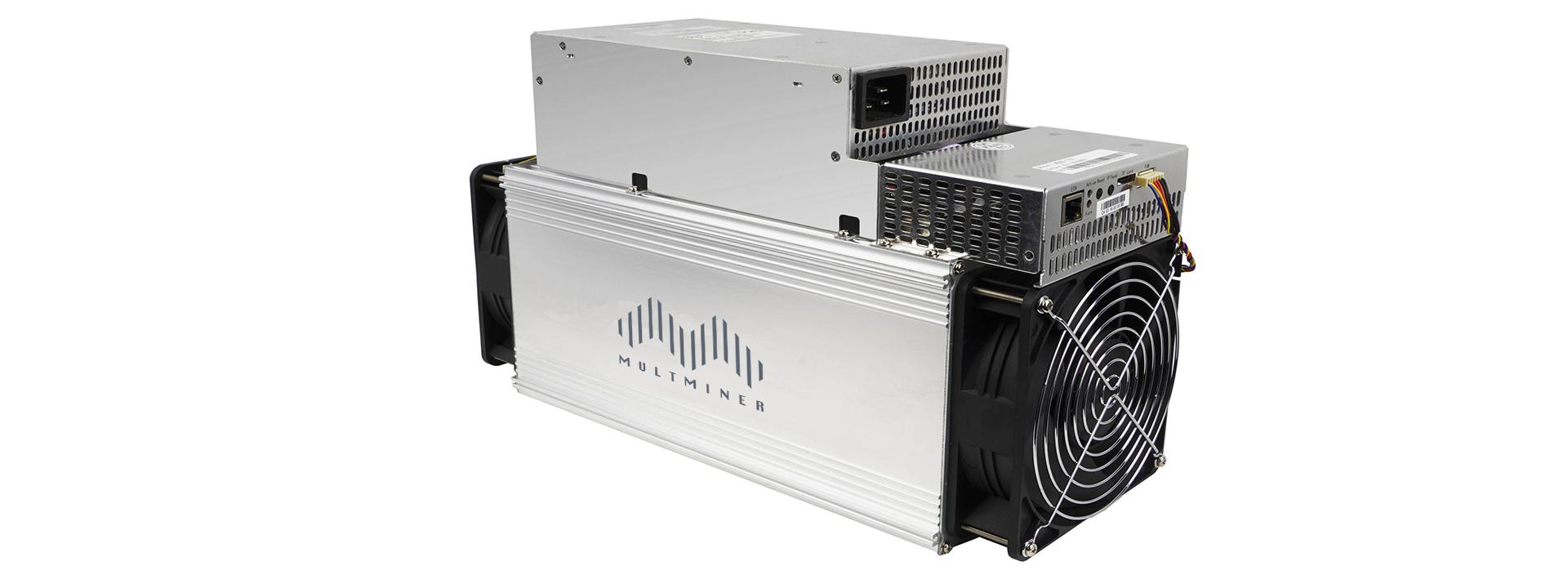 M1 多币种FPGA矿机