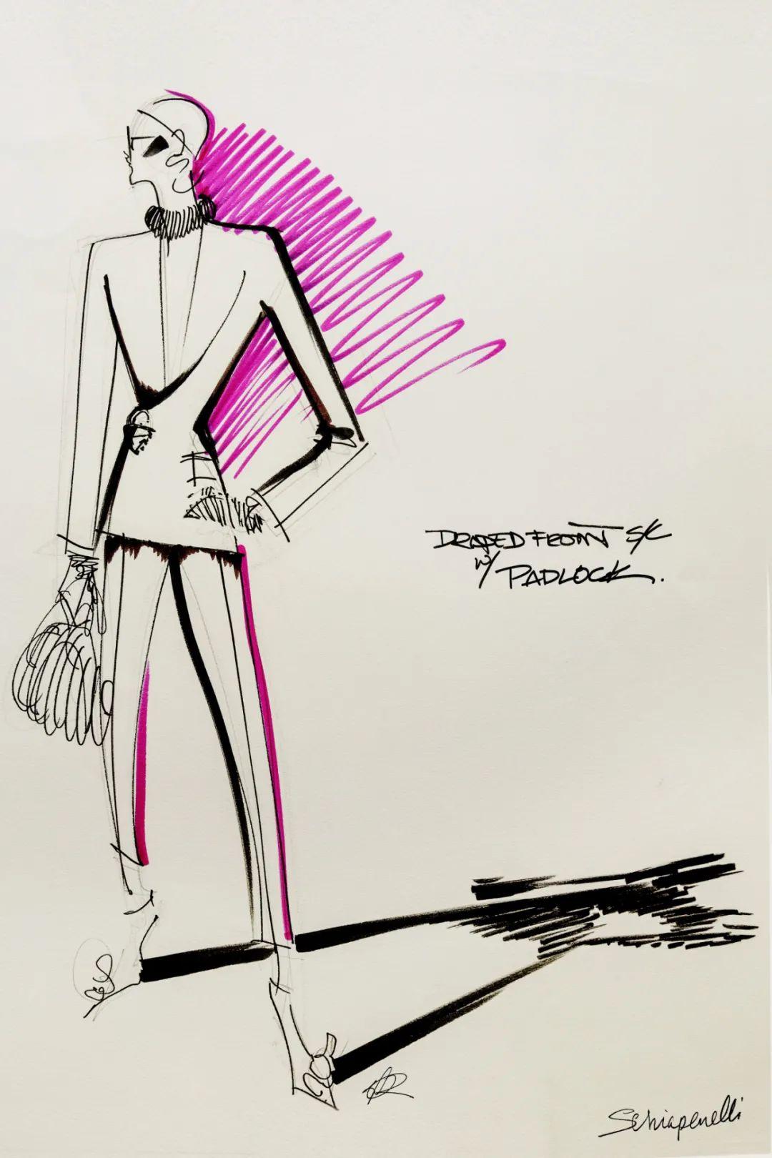 手稿、电影、虚拟模特,巴黎线上高定时装周第一天总结